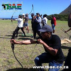 Archery Team Building Exercise