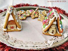 Biscotti alle spezie per il periodo natalizio cannella zenzero e noce moscata dal gusto particolare e unico Ricette di Natale La cucina di ASI