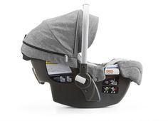 The infant car seat you've been waiting for. All new Stokke® PIPA™ by Nuna® fits all Stokke strollers without the use of adaptors + comes with a Base too