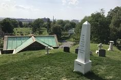 Tomb of Secrets at Green-Wood Cemetery in Brooklyn New York