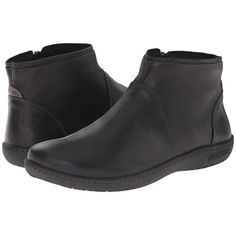 ed6f2efd7fad Birkenstock Bennington Women s Zip Boots (230 CAD) ❤ liked on Polyvore  featuring shoes