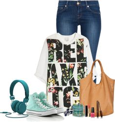 """16 days to spring"" by anamfs ❤ liked on Polyvore"