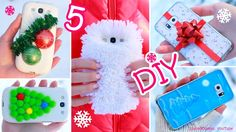 5 DIY Winter Phone Cases – How To Make Cute Phone Cases For Winter