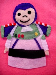 buzz lightyear Buzz Lightyear, Once Upon A Time, Felt, Manualidades