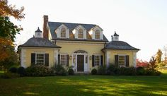 CURB APPEAL – another great example of beautiful design. Brooks and Falotico Associates, Inc.