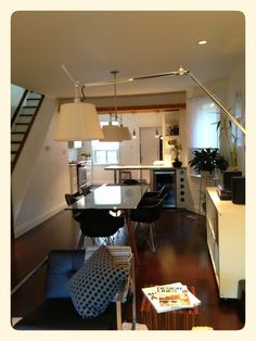 Artemide tolomeo lighting. Home sweet home xo