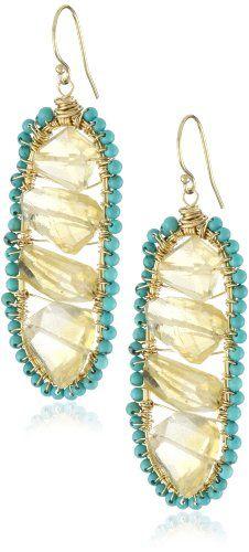 "Amanda Sterett ""Cleo"" Earrings"