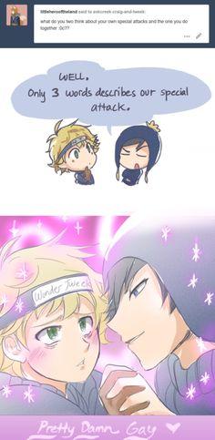 See?! Craig is gay (((: