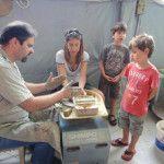 Pottenbakkerij op Kreta