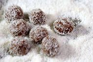 Sephardic Charoset Truffles for Passover 2012 | Food! | Pinterest ...