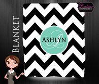 Blanket, Monogrammed Blanket, Personalized Blanket, Custom Wedding Gift