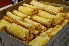 New Zealand Cheese Roll Recipe