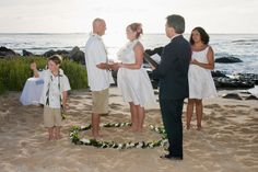 This Beach Wedding Package takes place at Secret Beach on the WEST side of Oahu. This location is approximately 45 minutes from Honolulu. Directions to this location are provided once our services are secured. Contact expert planner Tori Rogers to book this package for your beach wedding, vow renewal, or civil union.Photo by Wilber Bergado Photography - See more at: http://www.hawaiianweddings.net/oahu