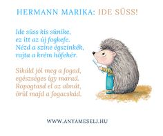 Ide süss :) Kids Poems, Little Girl Rooms, Stories For Kids, Pre School, Verses, Kindergarten, Teddy Bear, Children, Books