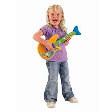 """Fisher-Price Bubble Guppies Fin-Tastic Guitar - Fisher-Price - Toys """"R"""" Us"""