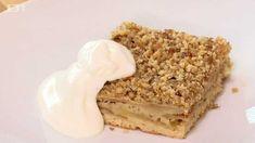 Medovo-jablkový koláč ze špalové mouky — Kluci v akci — Česká televize
