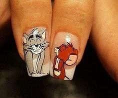 Tom & Jerry...I used to watch them after school every day