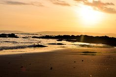 Blackwaterfoot Beach, Isle of Arran, Scotland