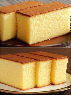 Rich and fudgy middles with soft, chewy edges. Sponge Cake Recipes, Cookie Recipes, Dessert Recipes, Bon Dessert, Portuguese Desserts, Cupcake Cakes, Cupcakes, Food And Drink, Yummy Food