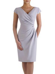 Elegant Dresses For Women, Beautiful Dresses, Dresses For Work, Classy Dress, Classy Outfits, Dress Outfits, Fashion Dresses, Haute Couture Fashion, Dress Sewing Patterns