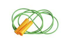 Die Springseile direkt vom Hersteller Niro® Sportgeräte GmbH    Produkteigenschaften  Lieferumfang:   Springseil 1 Stück - Lange 2,5 m    Die Springseile sind auch für Erwachsene geeignet!