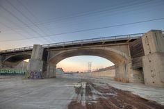 Los Angeles River http://michaelroud.com