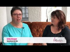 """Xtraordinary Women Durbanville Chapter interviews Erika Kruger, a state registered massage therapist and owner of SomaSense On-site, about her talk """"Implemen."""