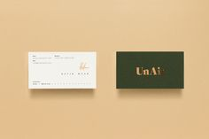 Parámetro Studio, Mexico | UnAir Batik Wear | gold foil on forest green