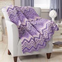 Herrschners® Serenity Crochet Afghan Kit