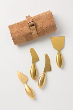 Imperial Cheese Knives #anthrofave #anthropologie.com