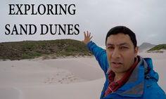 Exploring Sandunes at Platboom Beach
