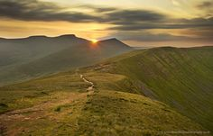 Brecon Becon National Park mountains | Flickr - Photo Sharing!