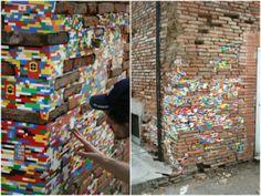 #Urbanesimo #architettura e #design: #Dispatchwork é il progetto globale di Jan Vormann per combattere l'incuria #edilizia