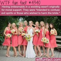 I did know this... Thats why in really old photos, the dresses all look very similar.