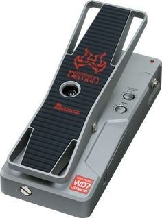 Ibanez WD7JR Weeping Demon Jr Wah Pedal by IBANEZ. $79.99. From the upgraded Classic Wah Pedal, with its new die-cast metal construction, the WD7 with its spring and normal footboard action, to the WD7JR's smooth transition and phrasing, there's a wah pedal here for every guitarist.     A more affordable version of our WD7 pedal, the WD7JR presents a high quality wah-wah pedal at a great price. Activates with minimal pedal pressure. Auto Off Delay control allow...