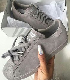 Suede gray  #shoes