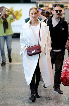 Marion Cotillard Hermès