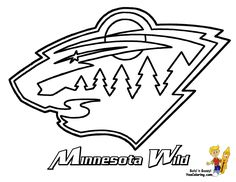 you need spectacular hockey coloring pictures nhl coloring of western conference coyotes ducks blackhawks avalanche canucks