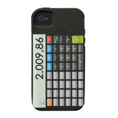 #Taschenrechner-#App #iPhone #4/#4S #Case von #zazzle.de 44,95 € pro #Hülle