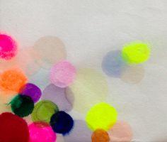 Dots by Kristi Kohut, via Behance