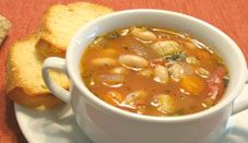 Soup Recipes for Fall Vegetables - Green Mountain at Fox Run Italian Vegetable Soup, Italian Vegetables, White Bean Soup, White Beans, Green Mountain, Soups And Stews, Cheeseburger Chowder, Recipies, Healthy Recipes