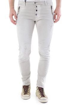 Pantaloni Uomo Absolut Joy (VI-P2436) colore Beige