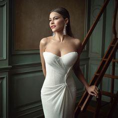 Sofia Vergara | Mark Seliger's Vanity Fair Oscar Party Portrait Studio