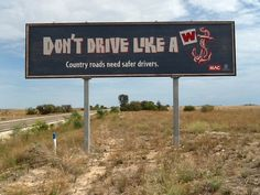 35 Brilliant Signs That Are So Clever You'll Laugh Out Loud (Slide - Offbeat Road Safety Signs, Funny Road Signs, Funny Pictures With Words, Funny Photos, Australian Road Signs, Australian Memes, Melbourne, Most Viral Videos, Street Signs