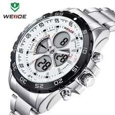 ad8fc3304 Watches Aliexpress · Cheap quartz, Buy Quality wristwatch brand directly  from China quartz pendant Suppliers: 2014 WEIDE