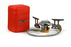 camping kitchen with stove - Outdoors Mini Camping Stove Ultralight Collapsible Stove Backpacking with Piezo Ignition ** Read more at the image link. (This is an affiliate link) #CampingCooking