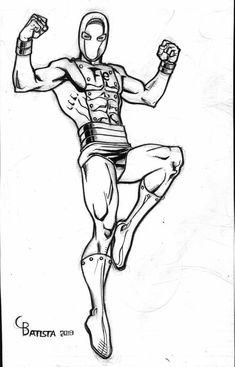 Ferro Lad by Chris Batista!