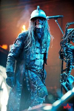 Rob Zombie, one of my heroes.