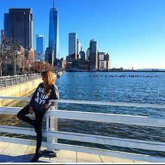 Noella. Sudadera Solidaria ´14 New York Skyline, Travel, Sweater Shirt, Viajes, Trips, Traveling, Tourism, Vacations