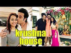 Krushna Abhishek and Wife Kashmira Shah House